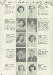 Page 16, 1949 Edition, Seymour High School - Rippler Yearbook (Seymour, WI) online yearbook collection