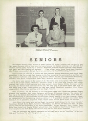 Page 10, 1950 Edition, Seymour High School - Rippler Yearbook (Seymour, WI) online yearbook collection