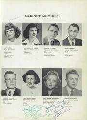 Page 7, 1950 Edition, Seymour High School - Rippler Yearbook (Seymour, WI) online yearbook collection