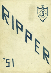 Page 1, 1951 Edition, Seymour High School - Rippler Yearbook (Seymour, WI) online yearbook collection