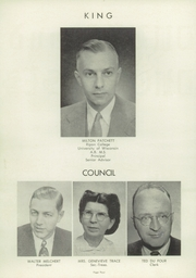 Page 12, 1951 Edition, Seymour High School - Rippler Yearbook (Seymour, WI) online yearbook collection