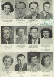 Page 14, 1951 Edition, Seymour High School - Rippler Yearbook (Seymour, WI) online yearbook collection