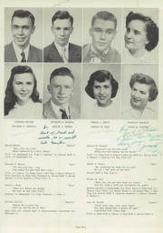Page 17, 1951 Edition, Seymour High School - Rippler Yearbook (Seymour, WI) online yearbook collection