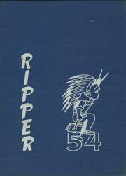 Page 1, 1954 Edition, Seymour High School - Rippler Yearbook (Seymour, WI) online yearbook collection