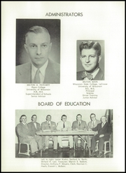 Page 10, 1954 Edition, Seymour High School - Rippler Yearbook (Seymour, WI) online yearbook collection