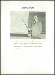 Page 8, 1954 Edition, Seymour High School - Rippler Yearbook (Seymour, WI) online yearbook collection