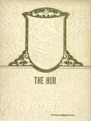 1950 Edition, Ellsworth High School - Hub Yearbook (Ellsworth, WI)