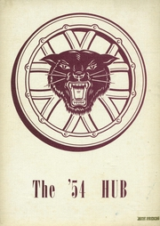 1954 Edition, Ellsworth High School - Hub Yearbook (Ellsworth, WI)