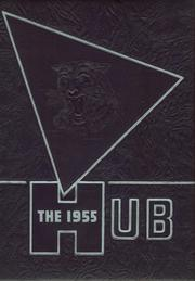 1955 Edition, Ellsworth High School - Hub Yearbook (Ellsworth, WI)