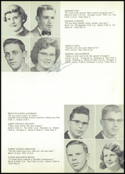 Page 15, 1956 Edition, Northwestern High School - Black and Gold Yearbook (Maple, WI) online yearbook collection
