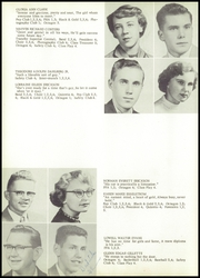 Page 16, 1956 Edition, Northwestern High School - Black and Gold Yearbook (Maple, WI) online yearbook collection