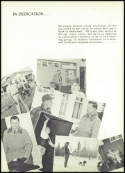 Page 7, 1956 Edition, Northwestern High School - Black and Gold Yearbook (Maple, WI) online yearbook collection