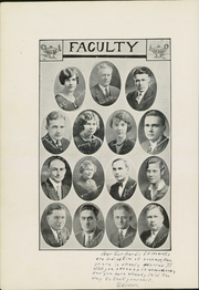 Page 10, 1930 Edition, Barron High School - Bear On High Yearbook (Barron, WI) online yearbook collection