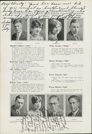 Page 14, 1930 Edition, Barron High School - Bear On High Yearbook (Barron, WI) online yearbook collection