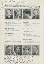 Page 16, 1930 Edition, Barron High School - Bear On High Yearbook (Barron, WI) online yearbook collection