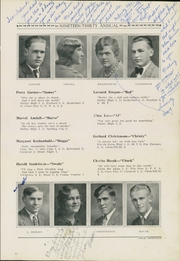 Page 17, 1930 Edition, Barron High School - Bear On High Yearbook (Barron, WI) online yearbook collection