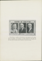 Page 8, 1930 Edition, Barron High School - Bear On High Yearbook (Barron, WI) online yearbook collection