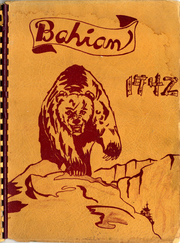 Page 1, 1942 Edition, Barron High School - Bear On High Yearbook (Barron, WI) online yearbook collection