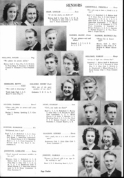 Page 13, 1942 Edition, Barron High School - Bear On High Yearbook (Barron, WI) online yearbook collection