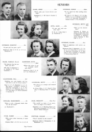 Page 15, 1942 Edition, Barron High School - Bear On High Yearbook (Barron, WI) online yearbook collection