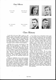 Page 17, 1942 Edition, Barron High School - Bear On High Yearbook (Barron, WI) online yearbook collection