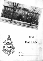Page 2, 1942 Edition, Barron High School - Bear On High Yearbook (Barron, WI) online yearbook collection