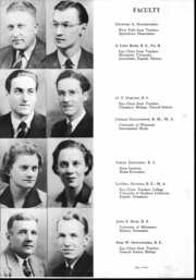 Page 8, 1942 Edition, Barron High School - Bear On High Yearbook (Barron, WI) online yearbook collection