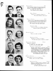 Page 11, 1949 Edition, Barron High School - Bear On High Yearbook (Barron, WI) online yearbook collection