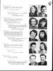 Page 12, 1949 Edition, Barron High School - Bear On High Yearbook (Barron, WI) online yearbook collection