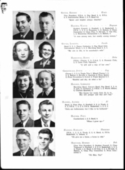 Page 13, 1949 Edition, Barron High School - Bear On High Yearbook (Barron, WI) online yearbook collection