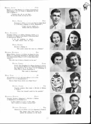 Page 14, 1949 Edition, Barron High School - Bear On High Yearbook (Barron, WI) online yearbook collection
