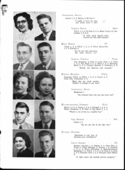 Page 15, 1949 Edition, Barron High School - Bear On High Yearbook (Barron, WI) online yearbook collection