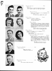 Page 17, 1949 Edition, Barron High School - Bear On High Yearbook (Barron, WI) online yearbook collection