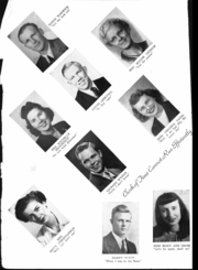 Page 5, 1949 Edition, Barron High School - Bear On High Yearbook (Barron, WI) online yearbook collection