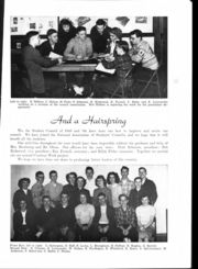 Page 8, 1949 Edition, Barron High School - Bear On High Yearbook (Barron, WI) online yearbook collection