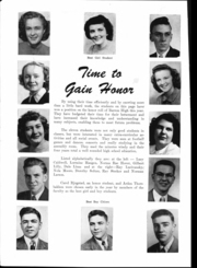 Page 9, 1949 Edition, Barron High School - Bear On High Yearbook (Barron, WI) online yearbook collection