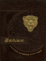 1953 Edition, Barron High School - Bear On High Yearbook (Barron, WI)