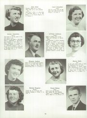 Page 14, 1954 Edition, Barron High School - Bear On High Yearbook (Barron, WI) online yearbook collection
