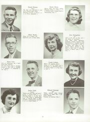 Page 15, 1954 Edition, Barron High School - Bear On High Yearbook (Barron, WI) online yearbook collection