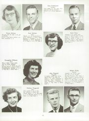 Page 17, 1954 Edition, Barron High School - Bear On High Yearbook (Barron, WI) online yearbook collection