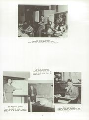 Page 9, 1954 Edition, Barron High School - Bear On High Yearbook (Barron, WI) online yearbook collection
