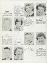 Page 18, 1955 Edition, Barron High School - Bear On High Yearbook (Barron, WI) online yearbook collection