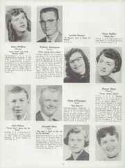 Page 20, 1955 Edition, Barron High School - Bear On High Yearbook (Barron, WI) online yearbook collection