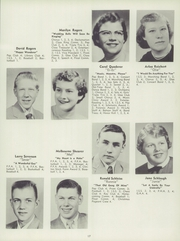 Page 21, 1955 Edition, Barron High School - Bear On High Yearbook (Barron, WI) online yearbook collection