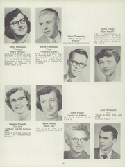 Page 23, 1955 Edition, Barron High School - Bear On High Yearbook (Barron, WI) online yearbook collection