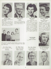 Page 24, 1955 Edition, Barron High School - Bear On High Yearbook (Barron, WI) online yearbook collection