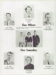 Page 36, 1955 Edition, Barron High School - Bear On High Yearbook (Barron, WI) online yearbook collection