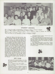 Page 40, 1955 Edition, Barron High School - Bear On High Yearbook (Barron, WI) online yearbook collection