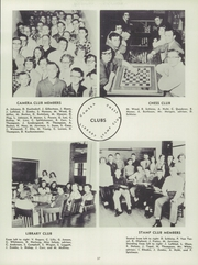 Page 41, 1955 Edition, Barron High School - Bear On High Yearbook (Barron, WI) online yearbook collection