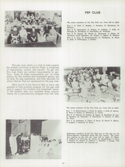 Page 44, 1955 Edition, Barron High School - Bear On High Yearbook (Barron, WI) online yearbook collection